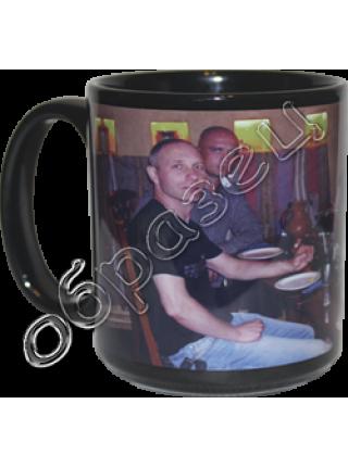 Кружка с окошком для фото стандартная: кружки с мужскими именами
