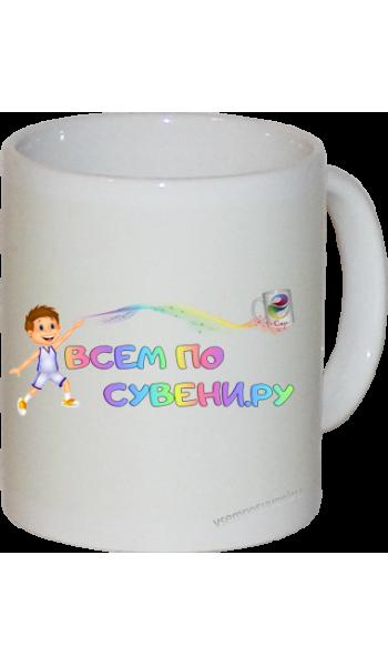 Кружка флуоресцентная: детские кружки с именами